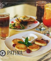 Patina, кафе в Актау, 11-й микрорайон, 8 дом