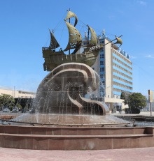 Достопримечательности города Актау