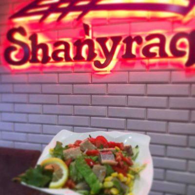 SHANYRAQ, кафе в Актау, 7-й микрорайон, 12 дом