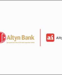 ALTYN BANK, 13-й микрорайон, 55 здание, в Актау