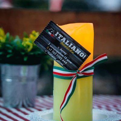 ITALIANO, кафе в Актау, 7-й микрорайон, 12 дом