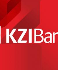 KZIBank, 17-й микрорайон, БЦ Зодиак, в Актау