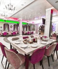 ТАЛИСМАН, ресторан  в Актау, 3-й микрорайон, 161 здание